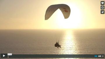 Travel By Kite